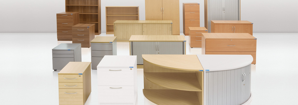 Office storage furniture