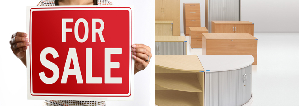 Used clearance Office Furniture for sale in Thatcham, Berkshire