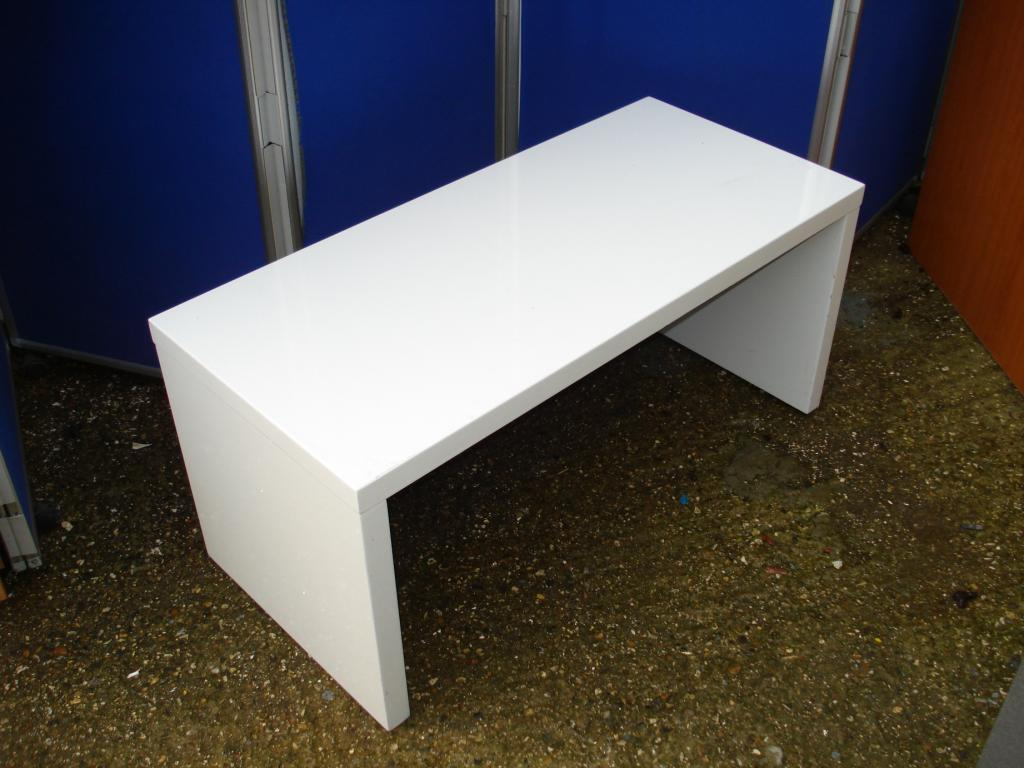 Buy This White Gloss Rectangular Coffee Table Scott Associates