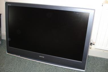 used sony 40in lcd tv newbury