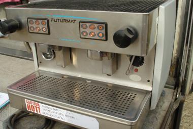 futurmat 2 head coffee machine reading newbury berkshire