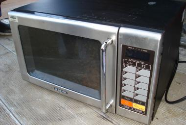 used samsung snackmate cm1049 microwave reading berkshire