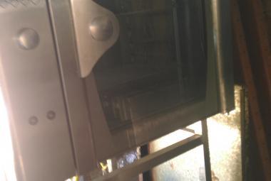 zanussi combi oven 10 grid gas restaurant reading newbury berkshire