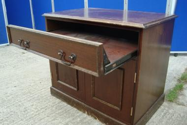 Home office desk storage mahogany traditional reading newbury berkshire