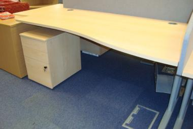 senator wave desk maple berkshire hampshire