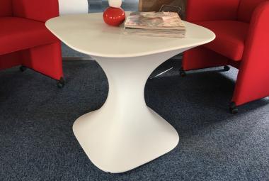 milo serralunga designer coffee table white newbury readin berkshire