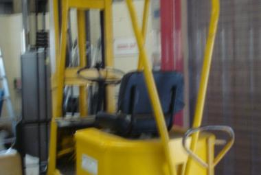 used fork lift truck highclere berkshire