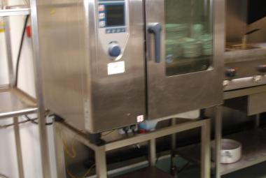 used rational combi oven commercial kitchen surrey