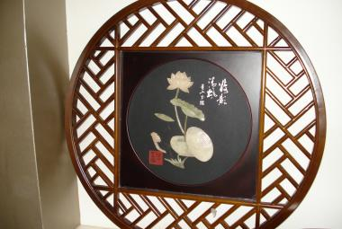 used chinese restaurant artwork