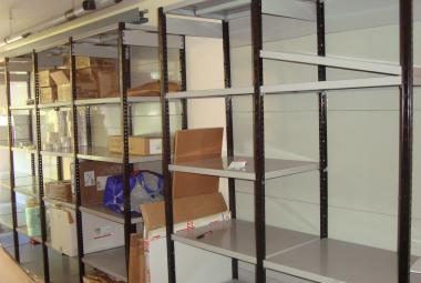 medium duty archive racking newbury berkshire
