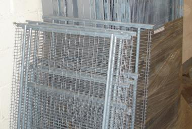 used garantell warehosue caging newbury berkshire