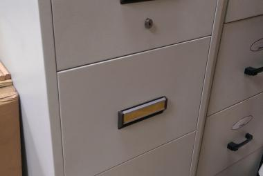 four drawer fire safe berkshire hampshire