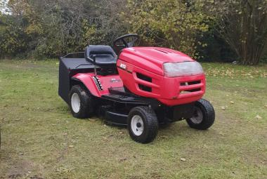 used mtd j126 mower berkshire