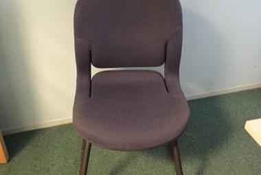 herman miller cantilever meeting chair purple reading newbury berkshire