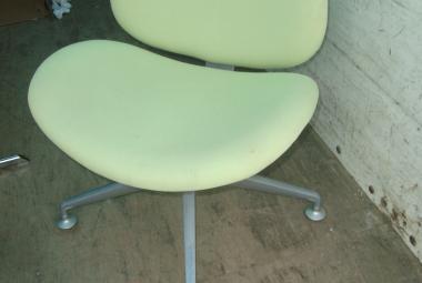 track reception chair light green reading newbury berkshire