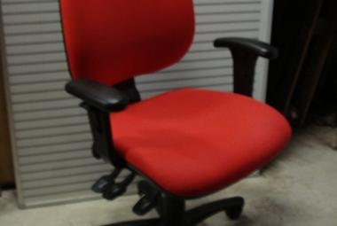 high back office swivel chair gas lift back lock seat tilt newbury reading berkshire
