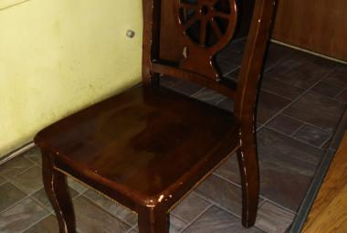 used dining chair restaurant pub surrey berks