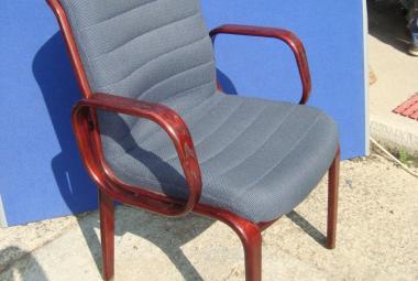 Four Leg Rosewood Exec Meeting Chair