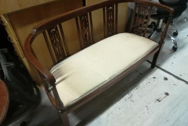 traditional style bench sofa newbury berks