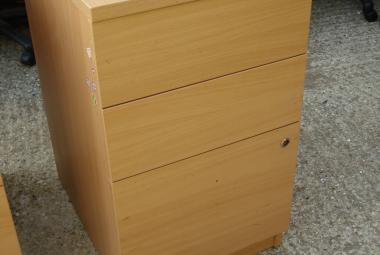 desk height beech desk drawers newbury berkshire pre owned
