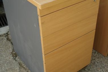 desk height desk drawers beech graphite sides berkshire hampshire