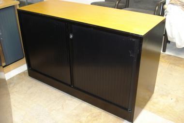 ahrend desk height cupboard with 1 shelf surrey