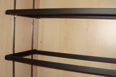 Double Door Cupboard with Cradles