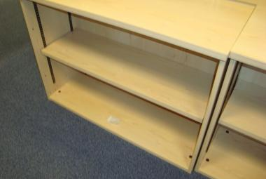 maple bookcase used senator reading berkshire hampshire