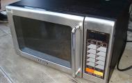 used samsung snackmate cm1049 microwave reading berkshire
