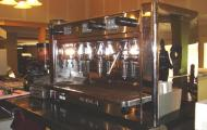 used brasilia 3 head espresso machine berkshire surrey