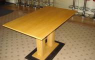 used dining table oak office home