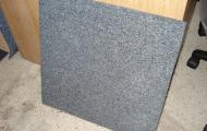 used heuga grey carpet tile newbury reading