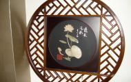 used chinese restaurant artwork