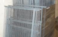used garantell warehosue caging newbury berkshire