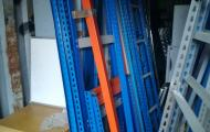 used rivetier racking  archive storage berkshire