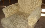 traditional armchair cream newbury reading berkshire hotel