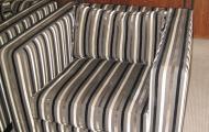 lounge armchair high end wood frame berkshire surrey